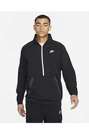 Nike M NSW Modern Hz FLC Top SNL lang shirt voor heren