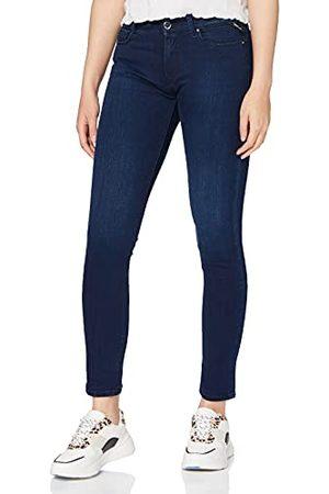 Replay Dames LUZ HIGH WAIST Jeans, (Dark Blue 9), No Aplica/L30 (Manufacturer Maat: 25)