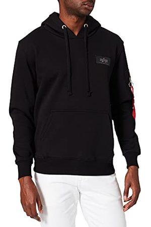 Alpha Industries Heren Back Hoody Camo Print Sweatshirt