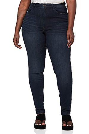 Wrangler Dames High Rise Skinny Jeans, COLDSPRING, 32/32
