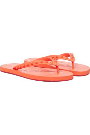Christian Louboutin Exclusive to Mytheresa – Loubi Flip thong sandals