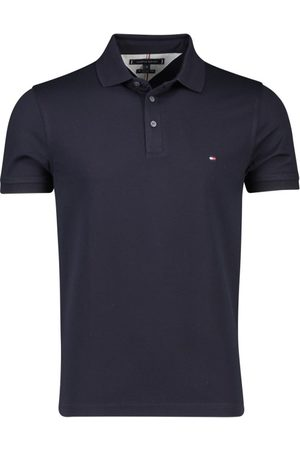 Tommy Hilfiger Heren Poloshirts - Slim fit polo navy