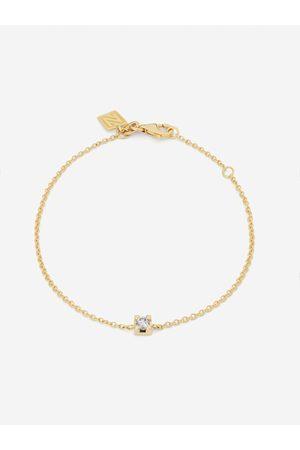 Diamonds DIAMANTEN ARMBAND one size / 750 - Yellow Gold 18K