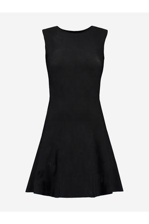 NIKKIE by Nikkie Plessen Mouwloze a-lijn jurk 32 / black