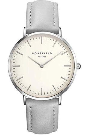 ROSEFIELD The Bowery Dames Horloge - Zilver Ø38mm - BWGS-B10