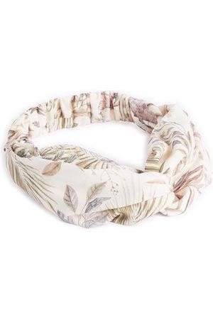 Primark Dames Haaraccessoires - Haartulband met bloemenprint
