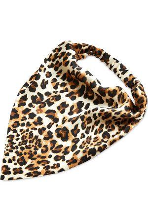 Primark Dames Haaraccessoires - Sjaal-haarband met luipaardprint