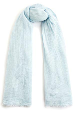 Primark Dames Sjaals - Effen lichtblauwe sjaal