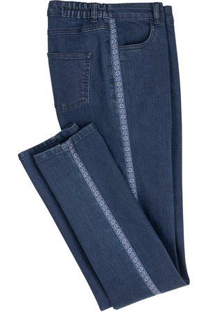 Classic Basics Dames Stretch - Stretch jeans