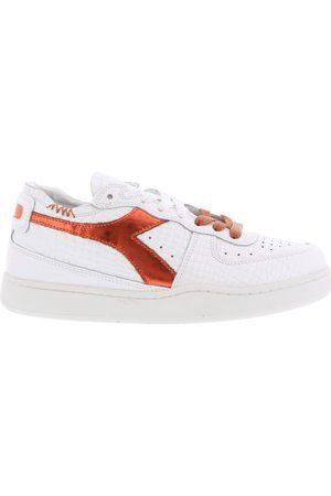 Diadora Dames Sneakers - Mi basket cut cocco