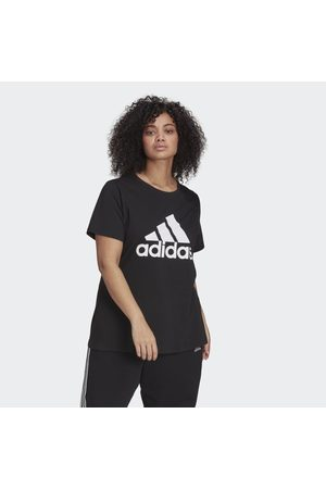adidas Essentials Logo T-shirt (Grote Maat)