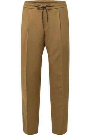 HUGO BOSS Heren Pantalons - Bandplooibroek 'Helios212