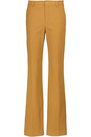 Loro Piana High-rise flared pants