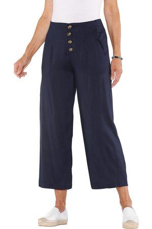 Classic Basics Dames Broeken - Geweven broek