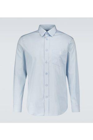 Burberry Chappel long-sleeved shirt