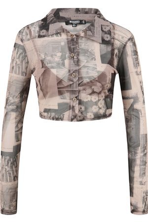 Missguided Petite Blouse