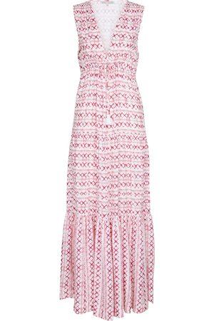 Heidi Klein Penida printed maxi dress