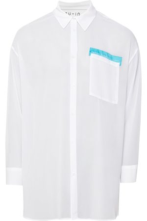 nu-in Heren Casual - Overhemd 'Sheer
