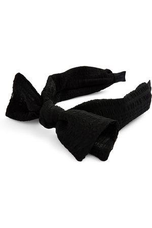 Primark Dames Haaraccessoires - Zwarte geknoopte haarband