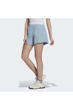 adidas Dames Shorts - Adicolor Shattered Trefoil Short