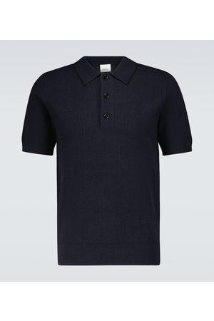 Burberry Selwin short-sleeved polo shirt