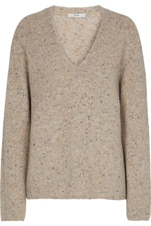Vince Wool and alpaca-blend sweater