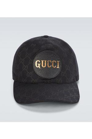 Gucci GG canvas baseball hat
