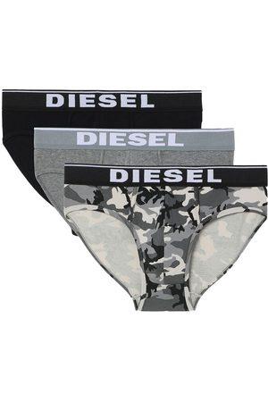 Diesel Heren Slips - Slips fresh-bright Camouflage 3-pack