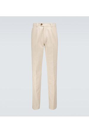 Brunello Cucinelli Corduroy cotton pants