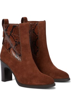 Chloé Annylee leather ankle boots