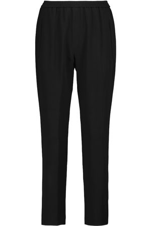 Stella McCartney Tamara stretch-cady slim pants