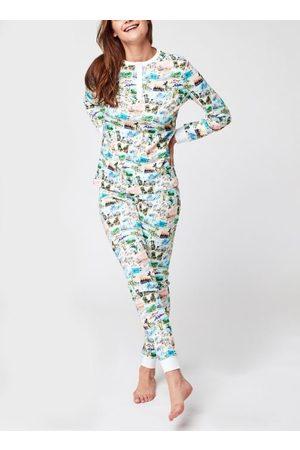 Brai Pyjama Femme Momi by