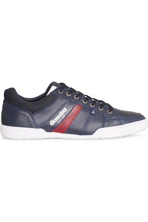 Gaastra Heren Sneakers - Milan navy/rood