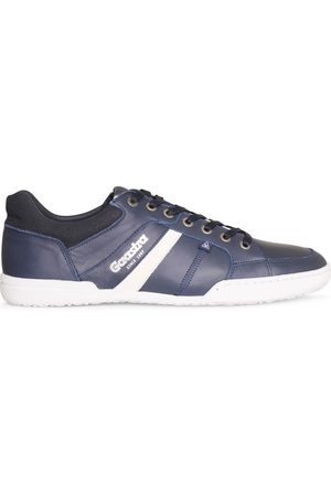 Gaastra Heren Sneakers - Milan navy/wit