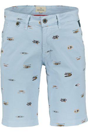Hensen Heren Shorts - Short - Slim Fit