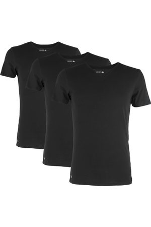 Lacoste Heren Shirts - Essential 3-pack V-hals shirts