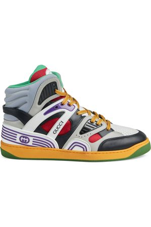 Gucci Basket sneaker with Interlocking G