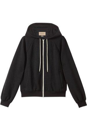 Gucci GG jacquard jersey jacket