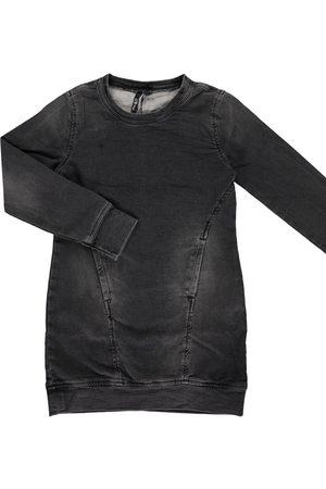 LTB Meisjes Spijkerjurken - Meisjes Jurk - Maat 128 - - Jeans