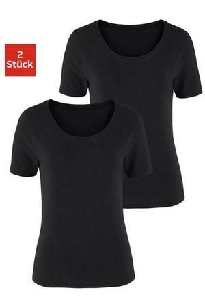 vivance collection T-shirt (set van 2)