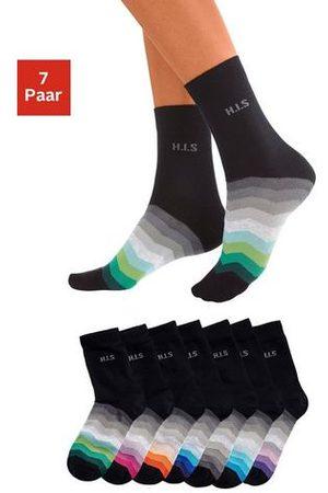 H.I.S Basic sokken (7 paar)