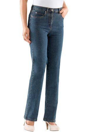Casual Looks Dames Stretch - Jeans in prettige stretchkwaliteit