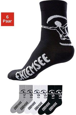 CHIEMSEE Basic sokken, , set van 3 of 6 paar
