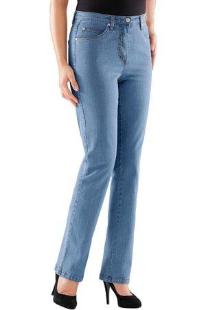 Casual Looks Jeans in prettige stretchkwaliteit