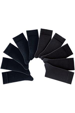 H.I.S Sokken & Kousen - Uniseks-sokken, set van 10 paar