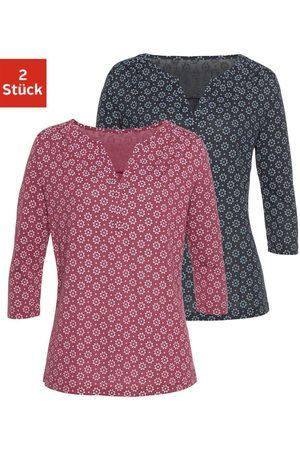 Lascana Shirt met 3/4-mouwen
