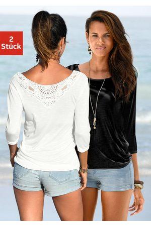 beachtime Dames Shirts - Shirt (set van 2)