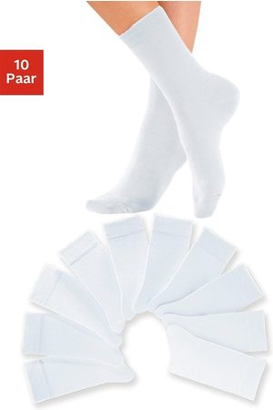 H.I.S Uniseks-sokken, set van 10 paar