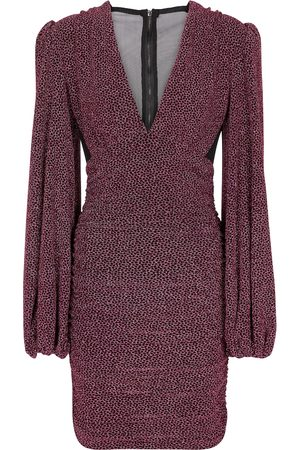 Rebecca Vallance Bam Bam knit minidress