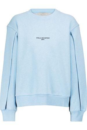 Stella McCartney Logo cotton sweatshirt